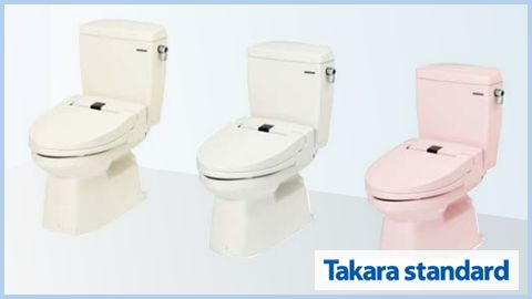 大栄商事のトイレ(タカラスタンダード)